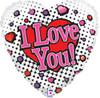 """21"""" Mighty Sweet Love Balloon"""