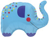 "14"" Little Elephant Self-Sealing Balloons"
