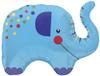 "36"" Elephant Shape Mylar Foil Balloon"