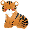 "33"" Tiger Shape Mylar Foil Balloon"