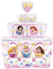 "28"" Princess Birthday Cake Shape Mylar Foil Balloon"