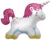 """36"""" Unicorn Shape Mylar Foil Balloon"""
