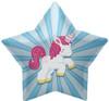 """18"""" Unicorn Starblast  Mylar Foil Balloon"""