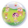 "22"" Bubble Lalaloopsy Bubble Balloon"