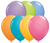 "11"" Fashion Contemporary Assortment Latex Balloons - Bag of 100"