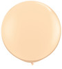 "Round 36"" Fashion Blush Latex Balloons"