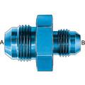 Union Reducer (AN919) - Aluminum Blue Anodized