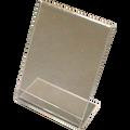 Acrylic Cardholder A3 Angled