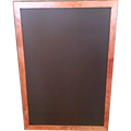 Blackboard with Timber Frame