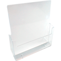 Brochure Holder A4 Free Standing