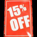 A4 Celloglazed Card (15% Off)