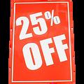 A4 Celloglazed Card (25% Off)
