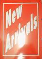 A3 New Arrivals
