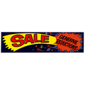 Sale Genuine Reductions Poster