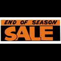 End Of Season Sale Poster