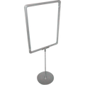 Frame and stand - A4 (Black)