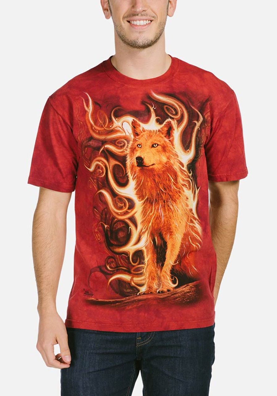 phoenix wolf t shirt. Black Bedroom Furniture Sets. Home Design Ideas