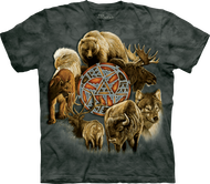 5 Awesome Wildlife T-Shirts To Wear After Hibernation