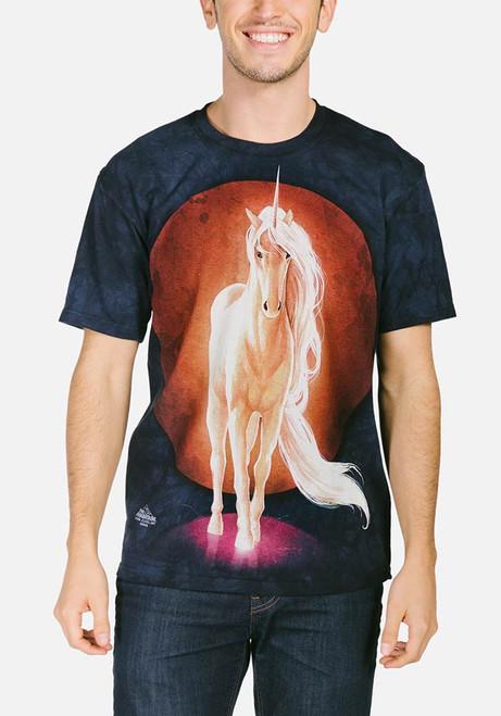 Last Unicorn T-Shirt Modeled
