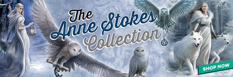 Anne Stokes Fantasy Art T-Shirt Collection