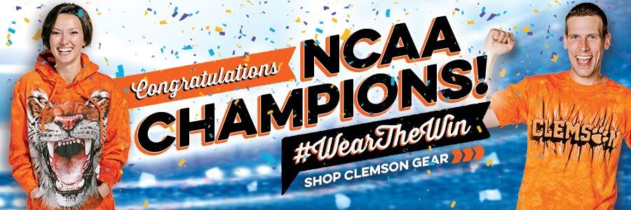 Clemson National Champions