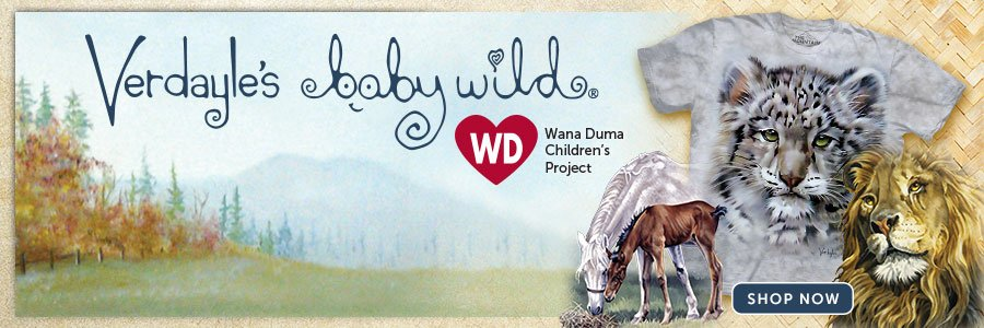 Verdayle's Baby Wild Collection