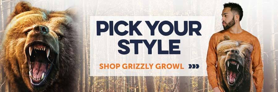Shop Your Style: Grizzly Growl