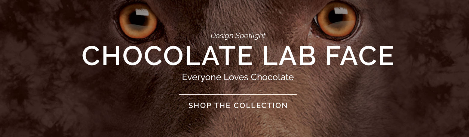 Shop The Mountain Chocolate Lab Collection