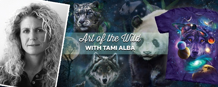 Behind The Artwear with Tami Alba