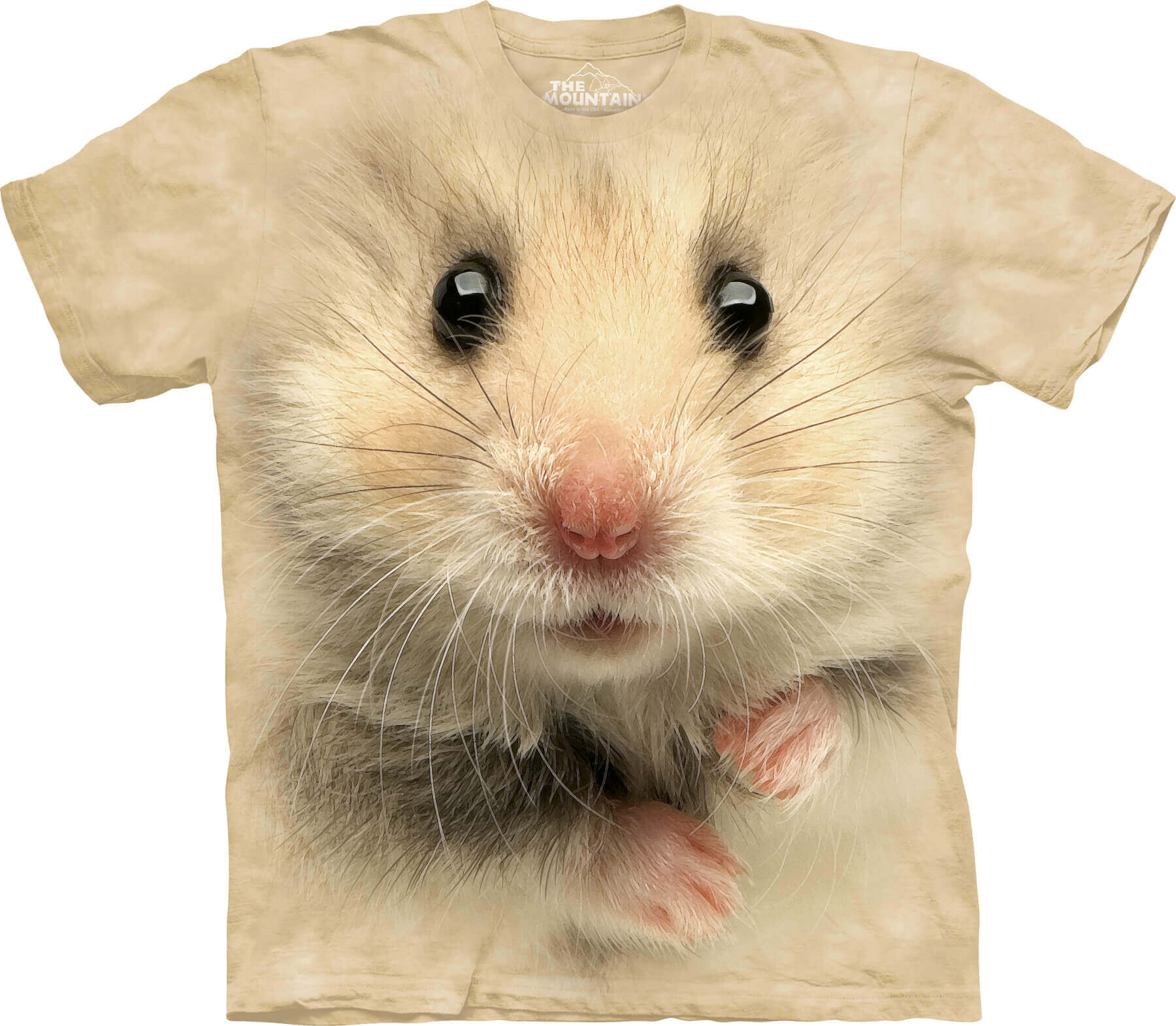 Hamster Face Kids T-Shirt