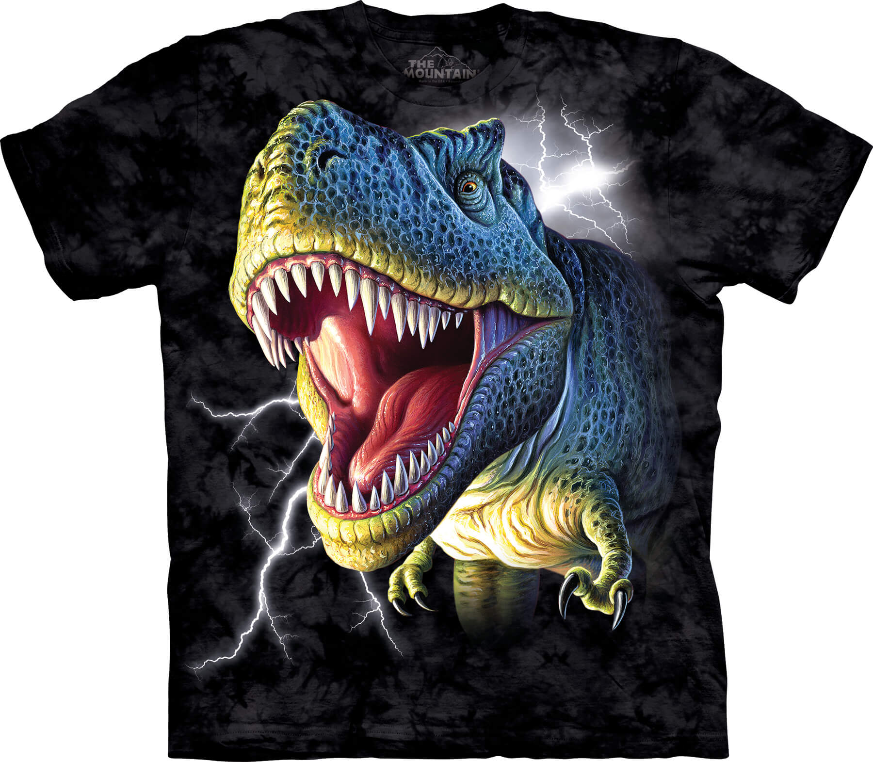 Lightning Rex Kids T-Shirt