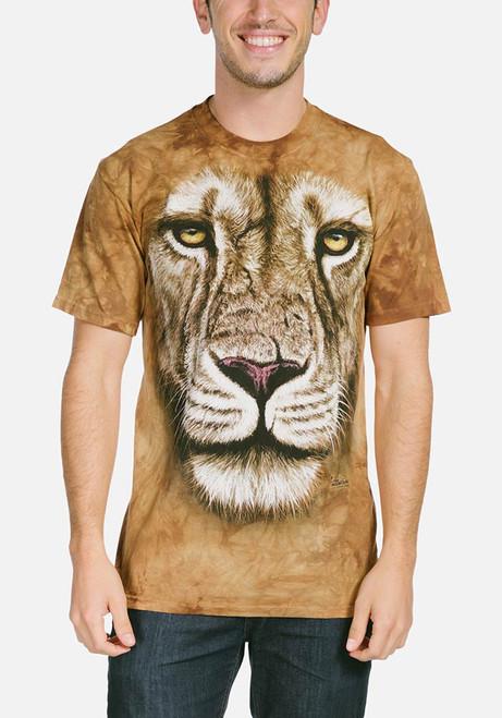 Lion Warrior T Shirt