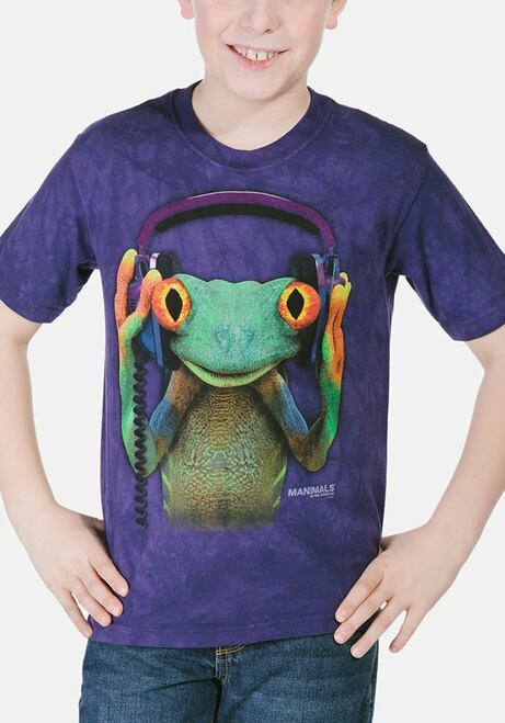 Dj Peace Kids T Shirt