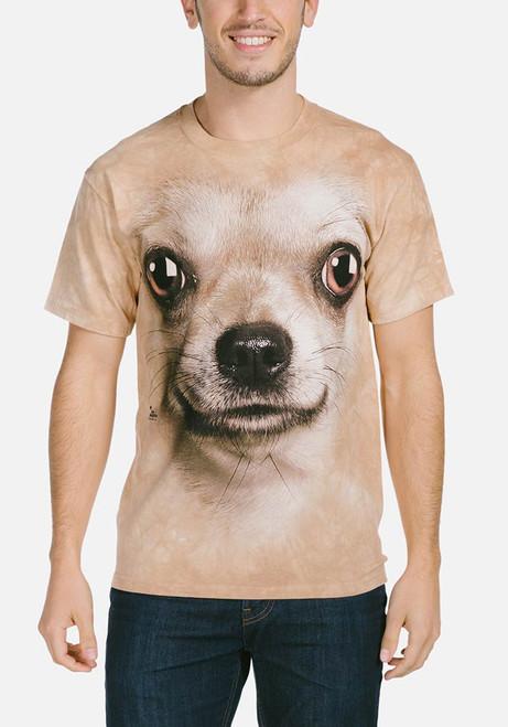 Chihuahua Face T Shirt