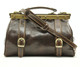 Tavoli - leather bag | Color Dark Brown
