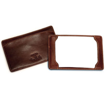 Handmade Italian Leather Jotter | Group