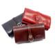 Handmade Italian Leather Jewelry Roll   Group