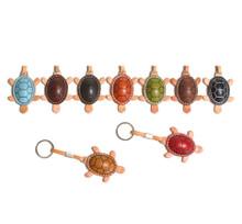 Handmade Italian Leather Key Chain | Group