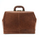 Bernini Grande Exclusive Leather Doctor Bag | Back