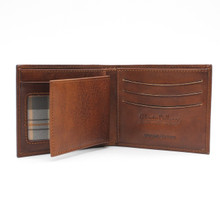 Verona - Billfold with Weekend Wallet Brown