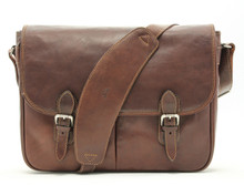 Lorenzo Messenger Bag PG000601 Brown