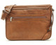 Lorenzo Messenger Bag PG000601 Cognac Back