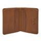 Prima Americano Front Pocket Credit Card Wallet PG413002 | Color Honey | Front Open