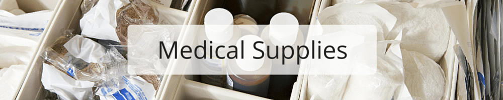 Shop for Medical Supplies