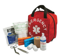 "North® by Honeywell 8"" X 7.5"" X 7.438"" Standard Emergency Medical Kit With Soft-Sided"