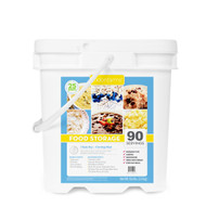 Lindon Farms 90 Servings Emergency Food Storage Kit