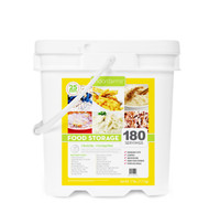 Lindon Farms 180 Servings Emergency Food Storage Kit