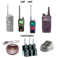 IMPA 370134 HX400IS Intrinsically safe marine VHF walky talky