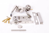 IMPA 490107 LATCH SET INDICATOR MORTISE WITH LEVER HANDLE OHS#2210
