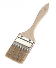 IMPA 510108 PAINT BRUSH FLAT 100mm WITH WOODEN HANDLE